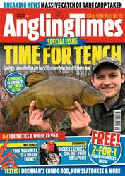 Angling Times issue 17th April 2018