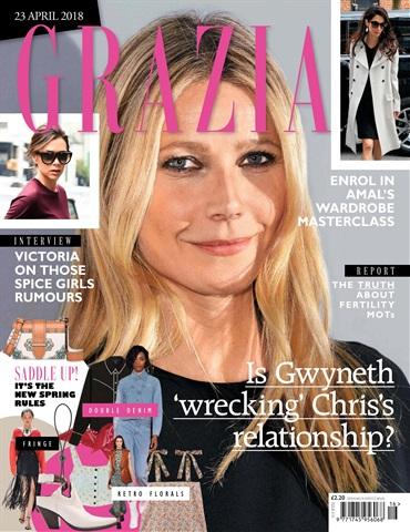 Grazia issue Issue 675