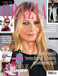 Grazia issue Issue 675