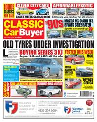 Classic Car Buyer issue 18th April 2018