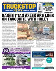 Truckstop News issue 1st May 2018
