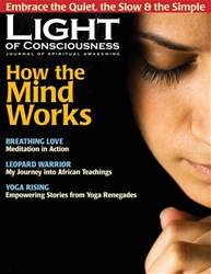 Light of Consciousness issue Summer 2018