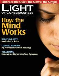 Light of Consciousness Magazine Cover