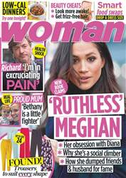 Woman issue 23rd April 2018