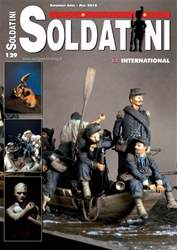 Soldatini International issue Soldatini International
