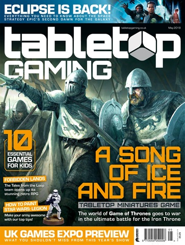 Tabletop Gaming issue May 2018 (#18)