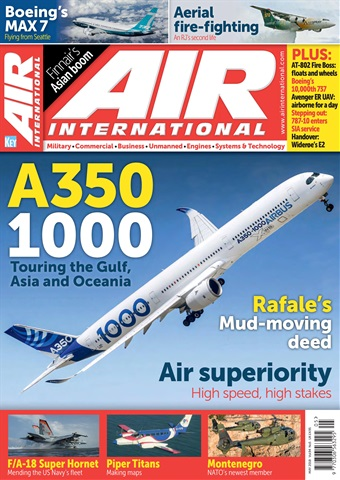 AIR International issue  May 2018