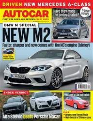 Autocar issue 18th April 2018