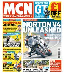 MCN issue 18th April 2018