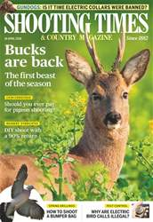 Shooting Times & Country issue 18th April 2018