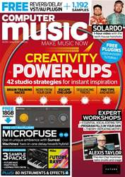 Computer Music issue June 2018