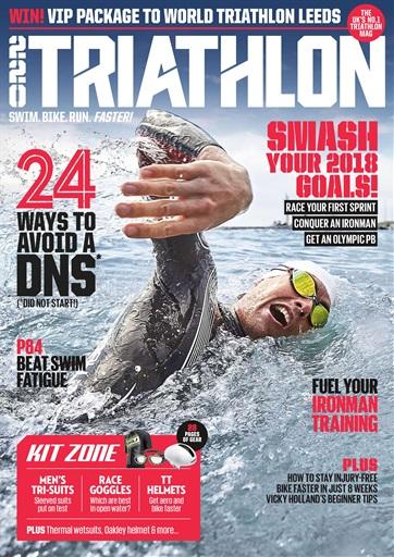 220 Triathlon Magazine Preview
