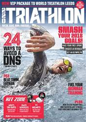 220 Triathlon Magazine issue May 2018