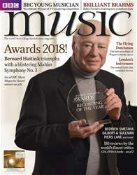 BBC Music Magazine issue May 2018
