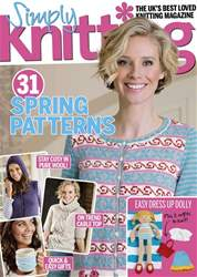 Simply Knitting issue Issue 172