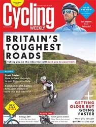 Cycling Weekly issue 19th April 2018