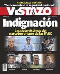 Revista Vistazo issue VISTAZO 1216