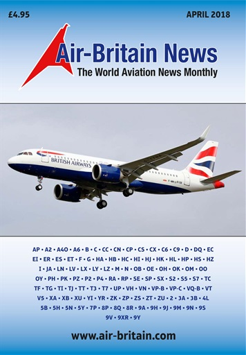 Air Britain Magazine Preview
