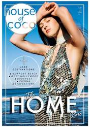 House of Coco The Home Issue  issue House of Coco The Home Issue