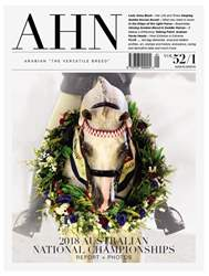 Australian Arabian Horse News issue Volume 52 No. 1
