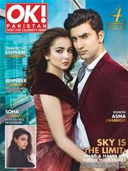 OK Magazine Pakistan issue April 2018, Issue 48