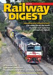 Railway Digest issue May 2018