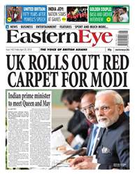 Eastern Eye Newspaper issue 1452