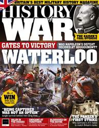 History of War issue Issue 54