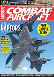 Combat Aircraft issue FREE sample issue