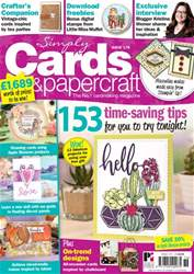 Simply Cards & Papercraft issue Issue 176