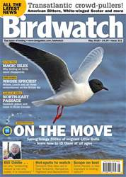 Birdwatch Magazine issue May 2018