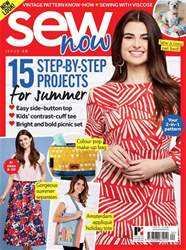 Sew Now issue Sew Now 20