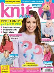 Knit Now issue Issue 87