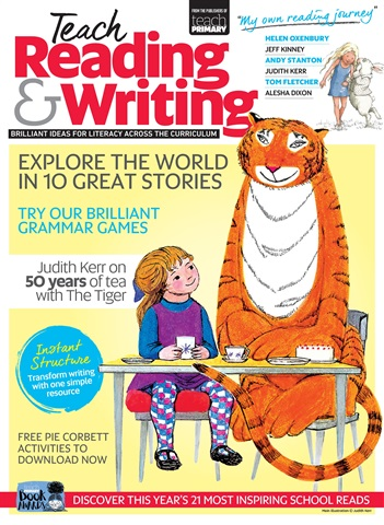Teach Primary issue TRW 2018 Vol 1
