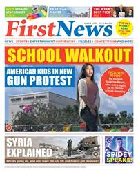 First News Issue 618 issue First News Issue 618