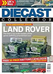 Diecast Collector issue June 2018