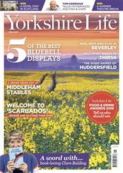 Yorkshire Life Magazine Cover