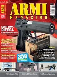 ARMI MAGAZINE issue Maggio 2018
