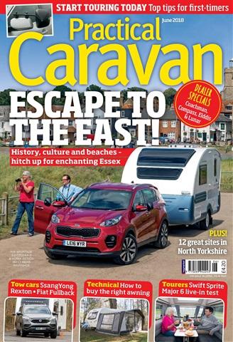 Practical Caravan issue June 2018