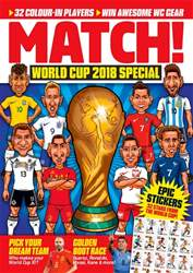 Match issue World Cup Special