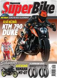 Superbike Hungary issue May-18