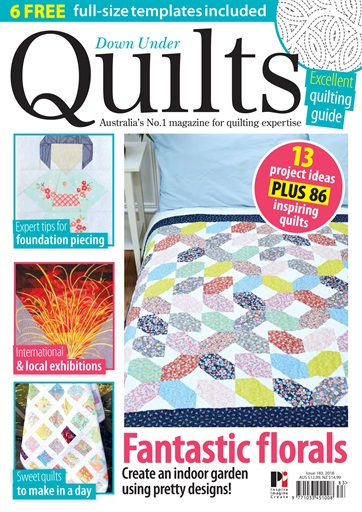 Down Under Quilts Preview