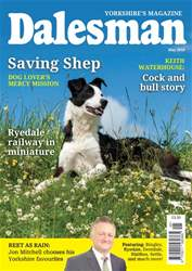 Dalesman Magazine issue May 2018