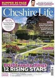 Cheshire Life issue May-18