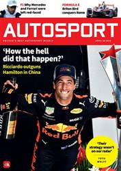 Autosport issue 19th April 2018