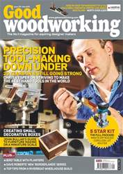 Good Woodworking issue May-18