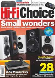 Hi-Fi Choice issue May-18