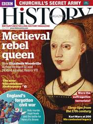 BBC History Magazine issue May 2018