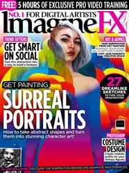 ImagineFX issue June 2018