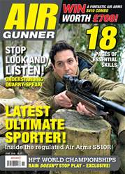 Airgunner issue JUN 18